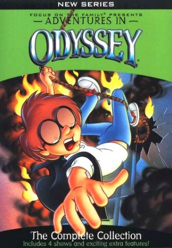Adventures In Odyssey New Series Complete Collection